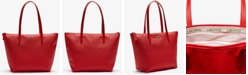 Lacoste L.12.12 Concept S Shopping Tote Bag
