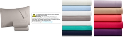 Sanders Microfiber Twin 3-Pc Sheet Set, Created for Macy's