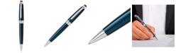 Montblanc Meisterstück Solitaire Doué Blue Hour Classique Ballpoint Pen 112891