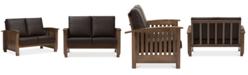 Furniture Charlotte Loveseat