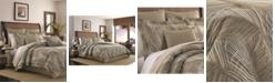 Tommy Bahama Home  CLOSEOUT! Raffia Palms Comforter Sets