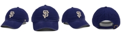 '47 Brand San Francisco Giants Timber Blue CLEAN UP Cap