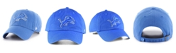 '47 Brand Detroit Lions CLEAN UP Cap