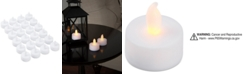 Trademark Global 24-Pc. LED Tea Light Candle Set