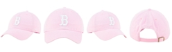 '47 Brand Boston Red Sox Pink CLEAN UP Cap