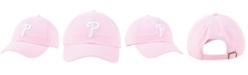 '47 Brand Philadelphia Phillies Pink CLEAN UP Cap