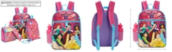 Disney Princesses 5-Pc. Backpack & Accessories Set, Little & Big Girls