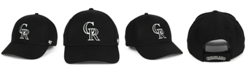 '47 Brand Colorado Rockies Curved MVP Cap