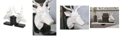 IMAX Joseph Deer Bookends - Set of 2
