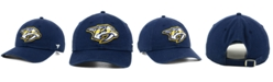 Authentic NHL Headwear Nashville Predators Fan Relaxed Adjustable Strapback Cap
