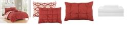 Chic Home Zissel 8 Pc King  Duvet Set