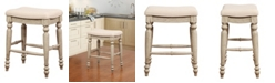 Linon Home Decor Marino Counter Stool