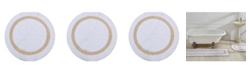 """Better Trends Hotel Collection Round Bath Rug 30"""""""