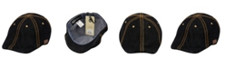 Epoch Hats Company Angela and William Duckbill Ivy Cap with Stitching