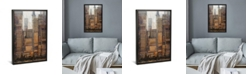"""iCanvas Uptown City I by Tim Otoole Gallery-Wrapped Canvas Print - 26"""" x 18"""" x 0.75"""""""
