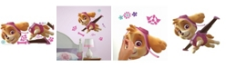York Wallcoverings Paw Patrol Skye Peel and Stick Giant Wall Decals