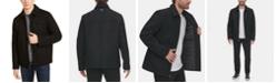 Calvin Klein Men's Wool Open Bottom Jacket