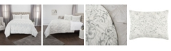 Rizzy Home Riztex USA Astrid King 3 Piece Quilt Set
