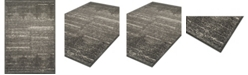 """D Style CLOSEOUT! Logan Lo2 Pewter 9'6"""" x 13'2"""" Area Rugs"""