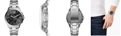 Fossil Men's Chronograph Monty Stainless Steel Bracelet Watch 42mm