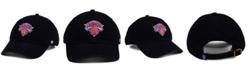 '47 Brand New York Knicks CLEAN UP Strapback Cap