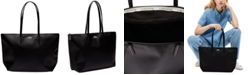 Lacoste L.12.12 Concept L Shopping Tote Bag