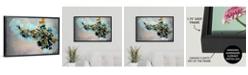 "GreatBigCanvas 'Kaleidoscope' Framed Canvas Wall Art, 30"" x 20"""