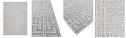 Hotel Collection CLOSEOUT! Versal HV-23 Gray and Ivory 3' x 5' Area Rug