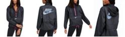 Nike Women's Sportswear Half-Zip Packable Jacket