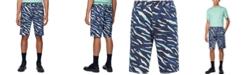 Hugo Boss BOSS Men's Rigan Dark Blue Shorts