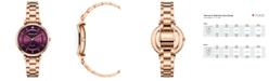 Kenneth Cole New York Women's Genuine Diamond Watch 34 mm