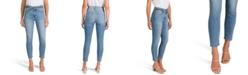 Jen7 by 7 For All Mankind JEN7 Tie-Waist Skinny Jeans