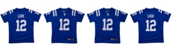 Nike Kids' Andrew Luck Indianapolis Colts Game Jersey, Big Boys (8-20)