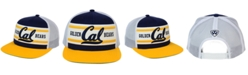 Zephyr California Golden Bears Superstripe Snapback Cap