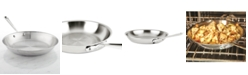 "All-Clad d3 Armor Stainless Steel 12"" Fry Pan"