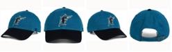 '47 Brand Florida Marlins Cooperstown CLEAN UP Cap