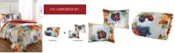 Hallmart Collectibles Kerra 3-Pc. Queen Comforter Set