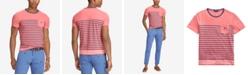 Polo Ralph Lauren Men's Big & Tall Classic Fit Striped T-Shirt