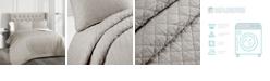 Lush Decor Ava Cotton 3-Piece King Quilt Set