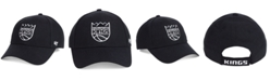 '47 Brand Sacramento Kings Black White MVP Cap