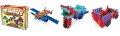 Popular Playthings Playstix Vehicles 130 Pieces Set