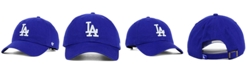 '47 Brand Los Angeles Dodgers On-Field Replica CLEAN UP Strapback Cap