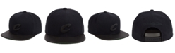 Mitchell & Ness Cleveland Cavaliers Matte Lux Snapback Cap