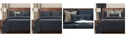 PoloGear Belmont Deep Blue 5 Piece Twin Luxury Duvet Set