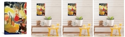 "iCanvas ""Rhapsody"" By Kim Parker Gallery-Wrapped Canvas Print - 18"" x 12"" x 0.75"""