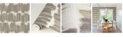 "Brewster Home Fashions Serendipity Shibori Wallpaper - 396"" x 20.5"" x 0.025"""