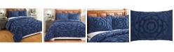 Better Trends Cleo Full/Queen Comforter Set