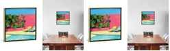 """iCanvas 0.5 by Ieva Baklane Gallery-Wrapped Canvas Print - 18"""" x 18"""" x 0.75"""""""