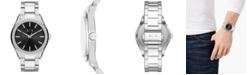A|X Armani Exchange Men's Fitz Stainless Steel Bracelet Watch 44mm