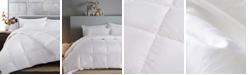 UNIKOME 600 Fill Power White Down Winter Comforter, Size- Twin